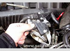 BMW E39 5Series Throttle Housing Removal 19972003 525i