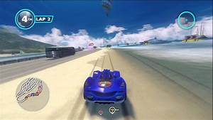 Sonic And All Stars Racing Transformed Wii U Outrun Bay