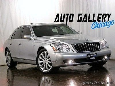 how cars engines work 2007 maybach 57 free book repair manuals maybach 57 cars for sale