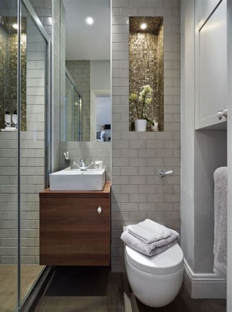 En Suite Bathroom Ideas by Tiny En Suite Shower Room With Oodles Of Character And