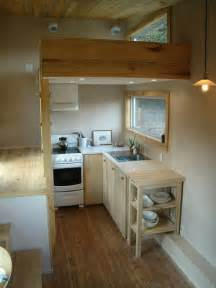 No Loft Tiny House On Wheels