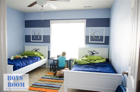 striped bedding for boys room craftaholics anonymous boys room makeover reveal