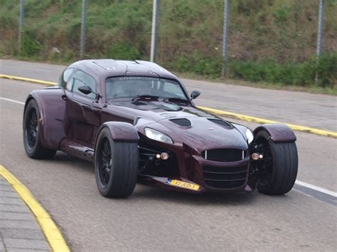2005 Donkervoort D8 Photos Informations Articles