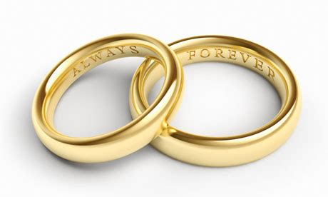 mens cross rings tungsten 8 ways to wear your wedding band with or without your