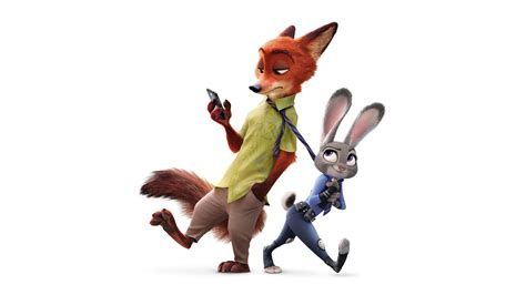 Wallpaper Zootopia, Best Animation Movies Of 2016, Cartoon