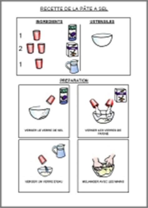 recette pate a sel maizena activit 233 s du mois