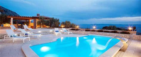 ferienhaus makarska mit pool