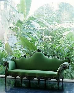 Canape Vert Emeraude : victorian victorian sofa for the home pinterest beautiful canap antique et fen tre ~ Teatrodelosmanantiales.com Idées de Décoration