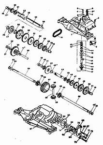 Footedana Transaxle Foote Parts