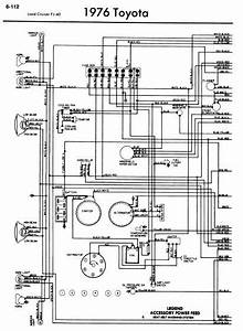 1976 Fj40 Wiring Diagram