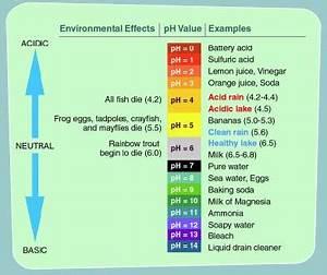 Alkaline and acidic water