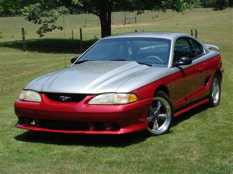 1995 Ford Mustang  Overview Cargurus