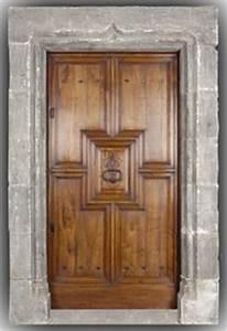 portes d39entree vente de portes anciennes et contemporaines With porte d entrée style ancien