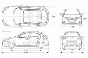 Dimension Mazda 3 : mazda cx 3 dimensions mazda cx 3 2015 fiche technique dimensions dimensions of mazda cx3 2017 ~ Maxctalentgroup.com Avis de Voitures