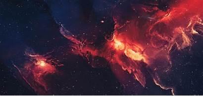 4k Galaxy Space Shape Computer
