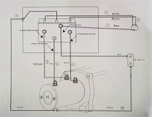 Wiring Diagram  Cummins Industrial Tool Winch