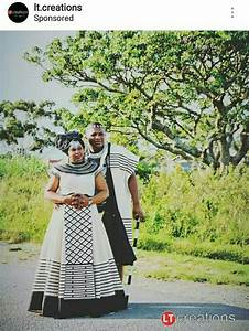 Xhosa Wedding Attire Couples