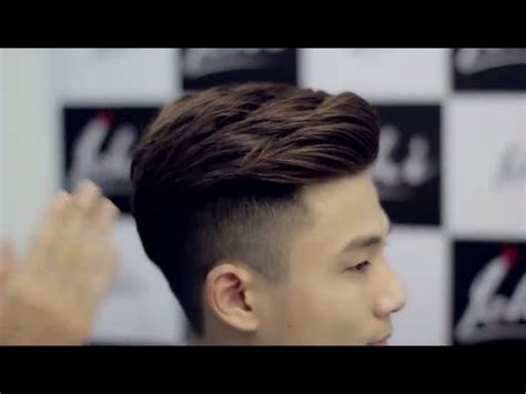 disconnected undercut for am aznidentity