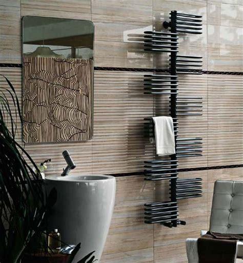 scaldasalviette per bagno 22 esempi di termoarredo bagno dal design moderno e
