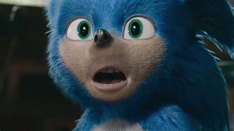sonic  hedgehog    pushed
