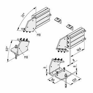 30 Grad Winkel Konstruieren : produktdetails item industrietechnik gmbh ~ Frokenaadalensverden.com Haus und Dekorationen