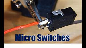How To Wire Up A Micro Switch