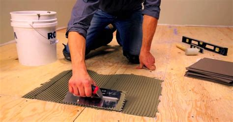 You also need to appropriately prepare your subfloor and also maintain your flooring once it is in place. How To Lay Floor Tiles - DIY Floor Tile Installation