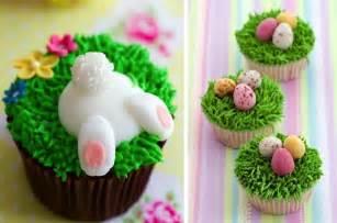 cupcake design adorable easter cupcake ideas