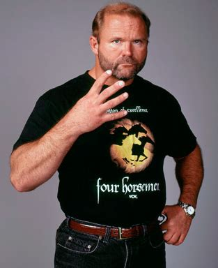 arn anderson pro wrestling history lesson