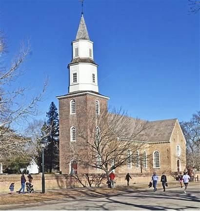Parish Bruton Church Virginia Dhr Enlarge Department