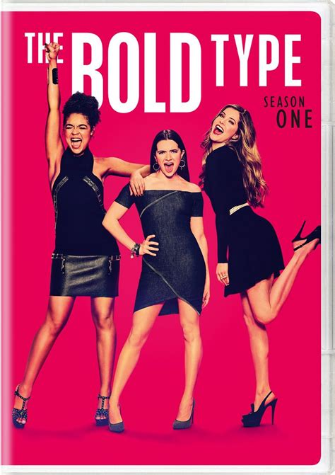 The Bold Type DVD Release Date