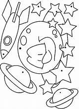 Coloring Mobile Space Pintar Preschool Mobil Comment Desenho Ruimte Kleurplaten Salvo Google Artesanato Resultado Imagem sketch template