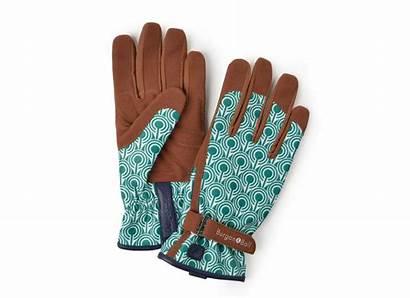 Gloves Gardening Ladies Deco Tweed