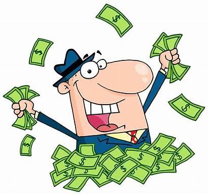 Winner Clipart Money Lottery Sentences Win Lotto