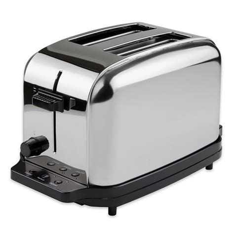 Single Slice Toaster by Waring Wct702 Slot Toaster W 2 Slice Capacity 1 375 Quot W