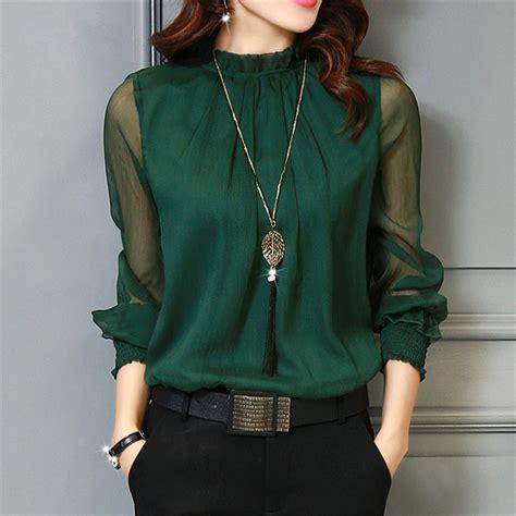 cheap blouses cheap work blouses collar blouses