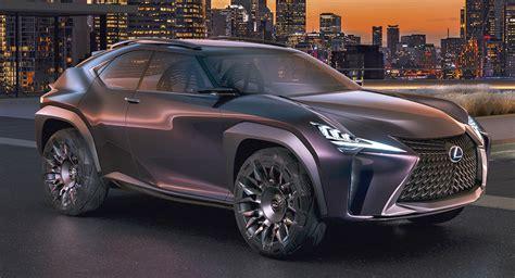 Lexus Uxlexus Nxsuv Paul Tan