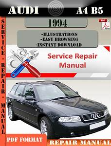 Audi A4 B5 1994 Factory Service Repair Manual Pdf