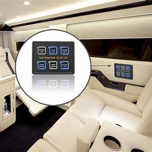Car Accessories Shop Touch Screen Panel