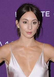 Troian Bellisario - Costume Designers Guild Awards in ...