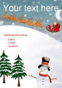 christmas party editable poster 2 free early years primary teaching resources eyfs ks1