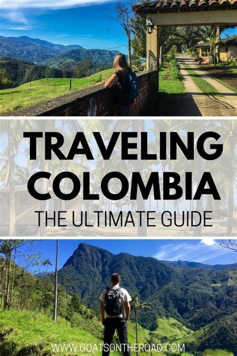 backpacking colombia the ultimate travel guide voyage