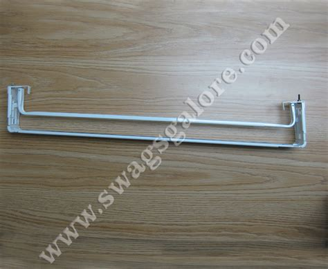kirsch continental combo curtain rod drapery hardware