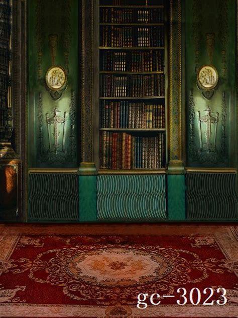 xft indoor vintage books cabinet shelf case carpet room