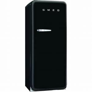 Refrigerateur Noir 1 Porte : smeg fab28 r frig rateur pose libre noir laqu ~ Melissatoandfro.com Idées de Décoration