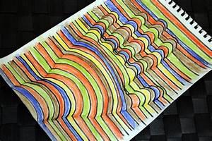 誰でも描ける! メチャ簡単な「浮き出る」3D絵画の描き方 | Pouch[ポーチ]