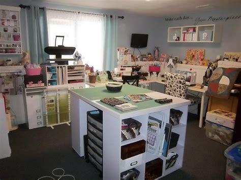 You Have To See My Piece Of Heaven (sewing Room) By Beeboop71