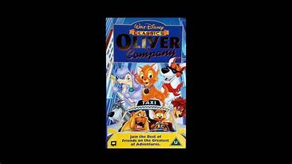 Vhs Oliver Company Opening 1997