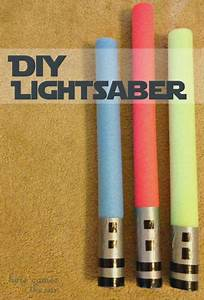 Star Wars Diy : star wars party games diy lightsaber star wars party diy lightsaber and pool noodles ~ Orissabook.com Haus und Dekorationen