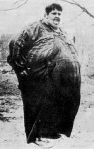 Jon Brower Minnoch  The Heaviest Man In History And Most Absolute Unit Of All Time  Weighed 1400